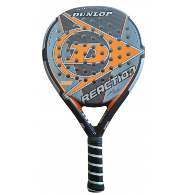 Pala Dunlop Reaction orange