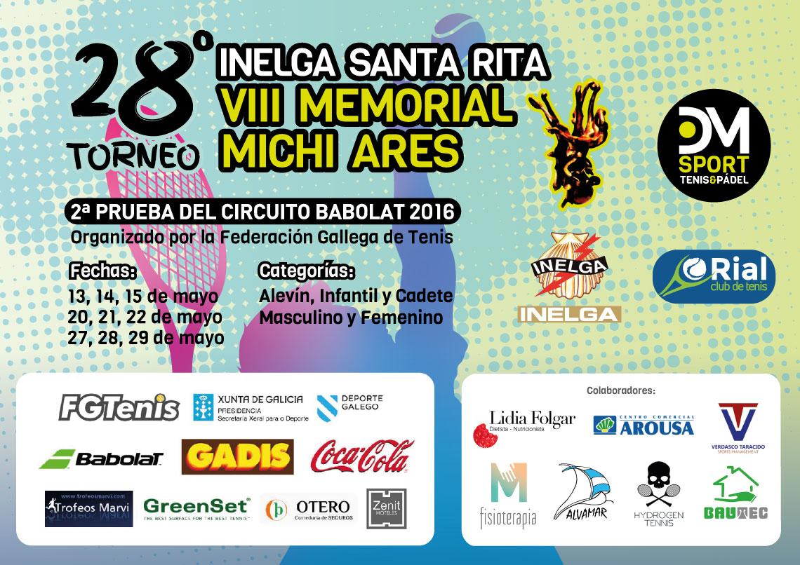 28 torneo santa rita 2016