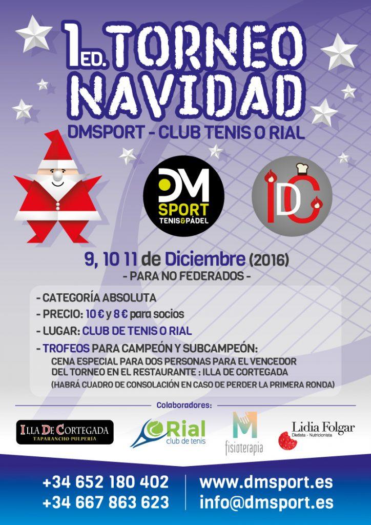 Torneo Navidad 2016 DM Sport