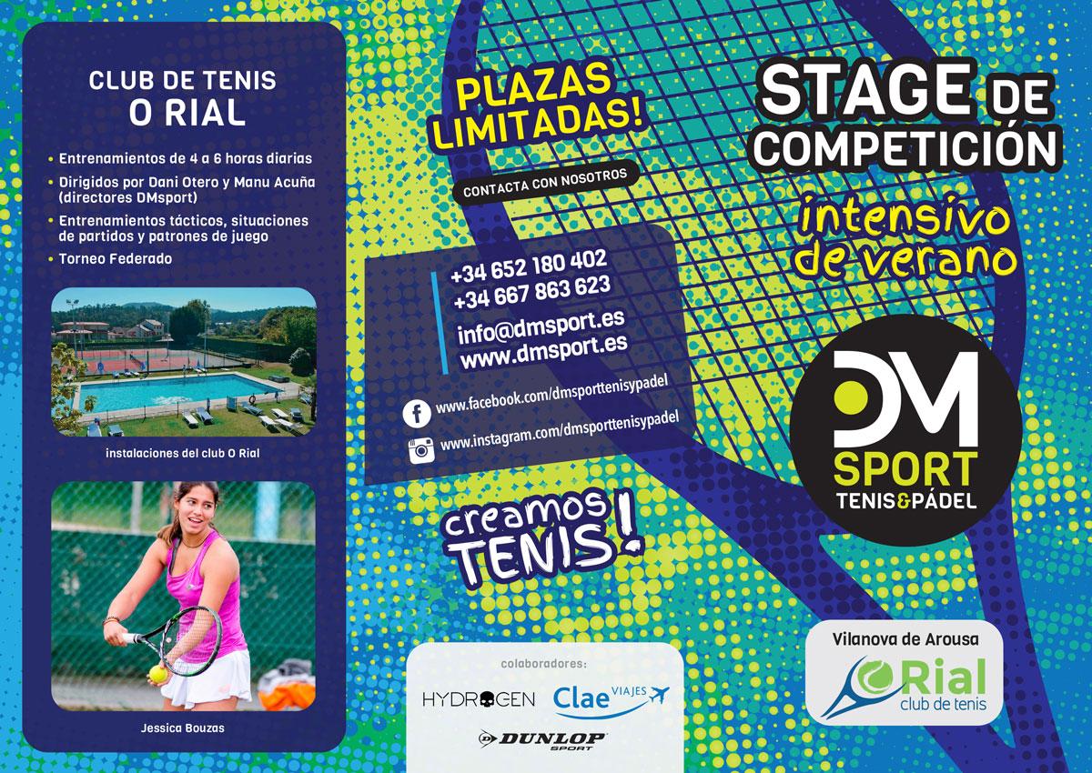 Stage Competición 2018