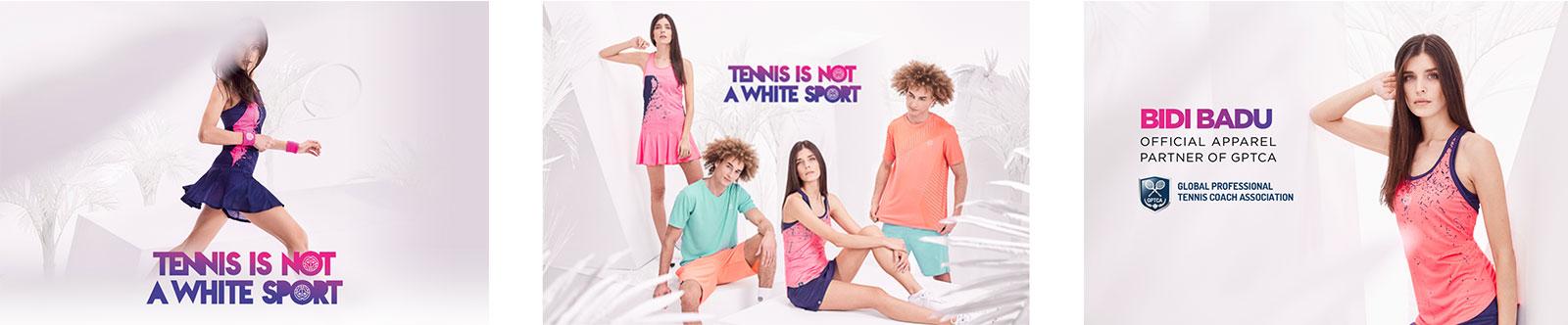 Bidi Badu ropa deportiva DMsport