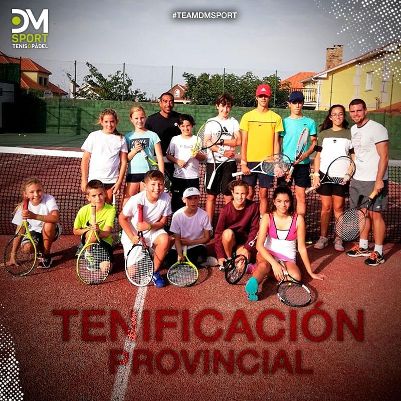 tecnificación provincial 2018