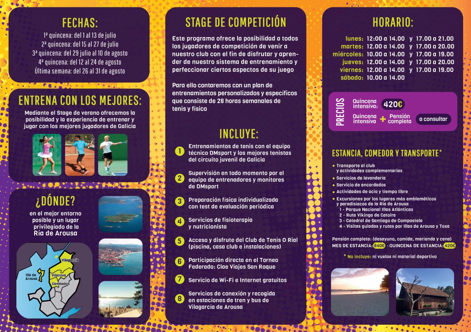 Stage Competición 2019