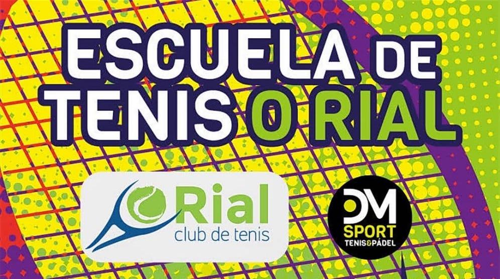 Escuela de tenis O Rial 2019
