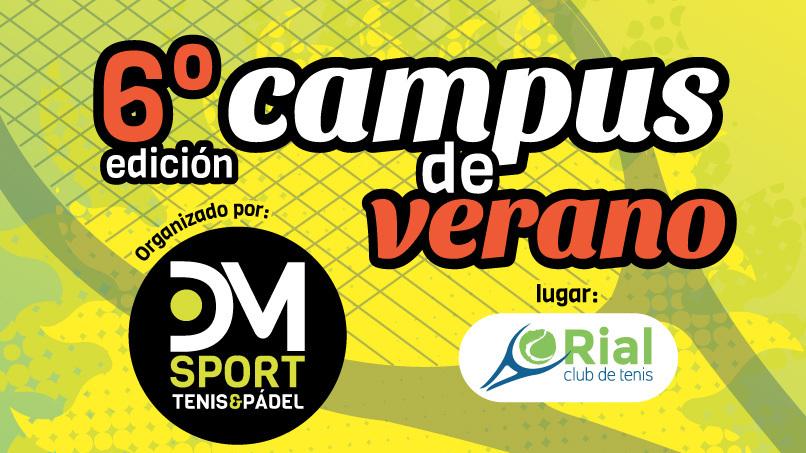 VI edición Campus de verano DMsport 2020